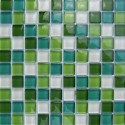 mozaika szklana Połysk, Mat, Brokat, Szkło weneckie